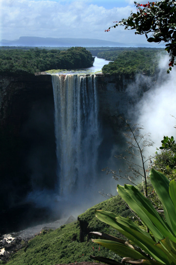 Guyana Running Naked In Paradise Peachin Adventure
